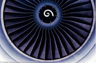 Fan Blades Closeup