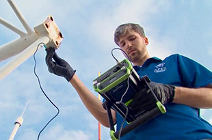 Ultrasonic Testing Staff